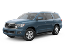 New Toyota Sequoia at Palatine
