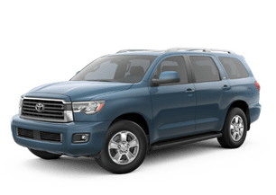 New Toyota Sequoia near Miami