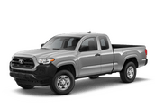 New Toyota Tacoma at Claremont