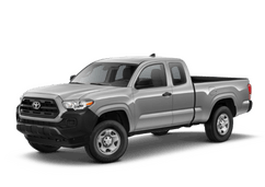 New Toyota Tacoma at Birmingham