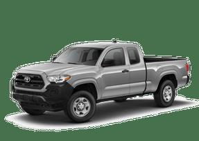 New Toyota Tacoma at Petaluma