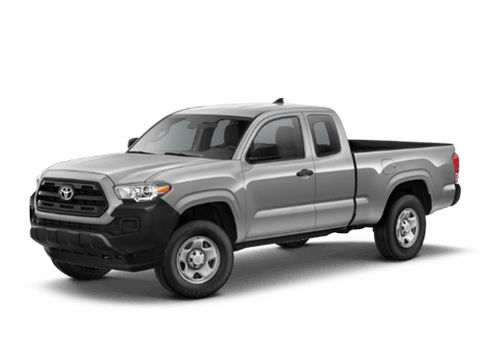 New Toyota Tacoma at Oroville