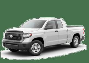 New Toyota Tundra 4WD at Petaluma