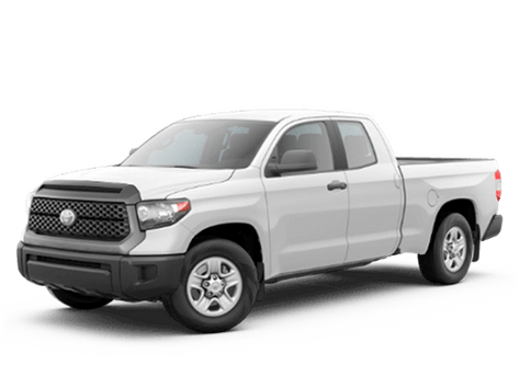 New Toyota Tundra 4WD at Oroville