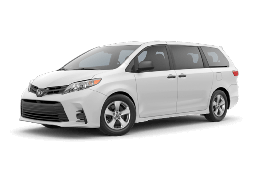 New Toyota Sienna Decatur, AL