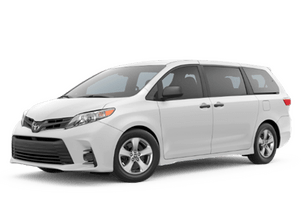 New Toyota Sienna near Miami