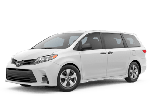 New Toyota Sienna near Fallon