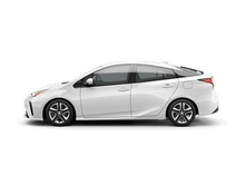 New Toyota Prius at Milwaukee