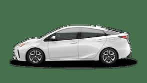 New Toyota Prius near Vacaville