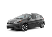 New Toyota Prius c at Claremont
