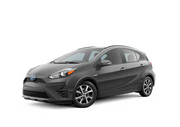 New Toyota Prius c at Holland