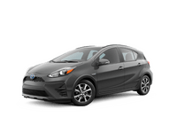 New Toyota Prius c at Fallon