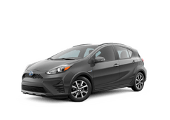 New Toyota Prius c at Green Bay
