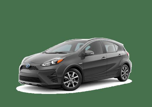 New Toyota Prius c near Fallon