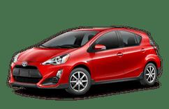 New Toyota Prius c at Milwaukee