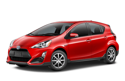 New Toyota Prius c in Oroville