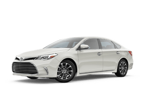 New Toyota Avalon at Petaluma