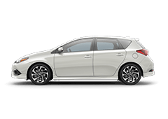 New Toyota Corolla iM at Oroville