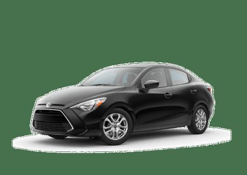 New Toyota Yaris iA in