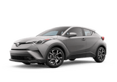 New Toyota C-HR at Hattiesburg