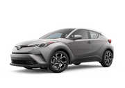 New Toyota C-HR at Holland