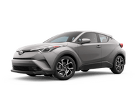 New Toyota C-HR at Seaford