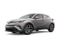 New Toyota C-HR at Palatine