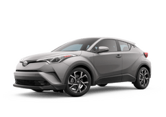 New Toyota C-HR at Green Bay