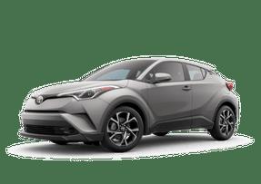 New Toyota C-HR at Petaluma