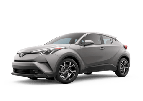 New Toyota C-HR at Oroville