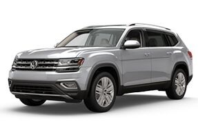 New Volkswagen Atlas at Longview