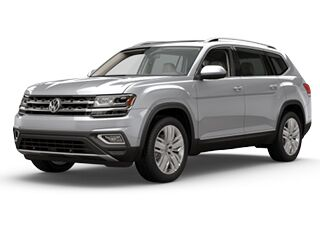 New Volkswagen Atlas near Longview