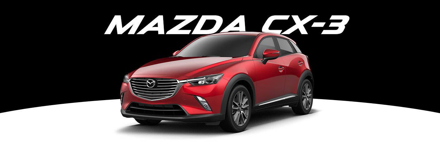 New Mazda CX-3 Carlsbad, CA