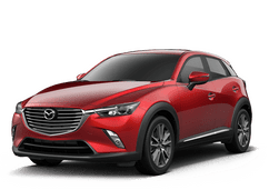 New Mazda CX-3 at Birmingham