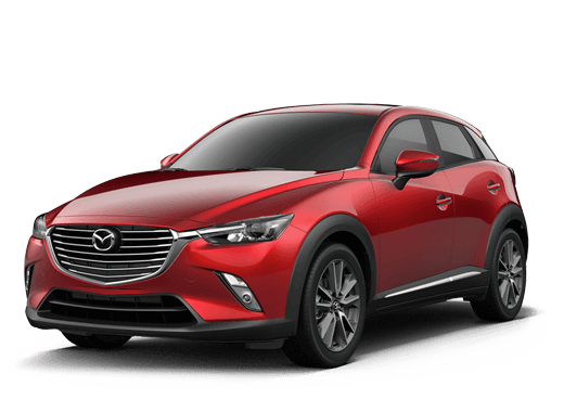 New Mazda CX-3 near Dayton area