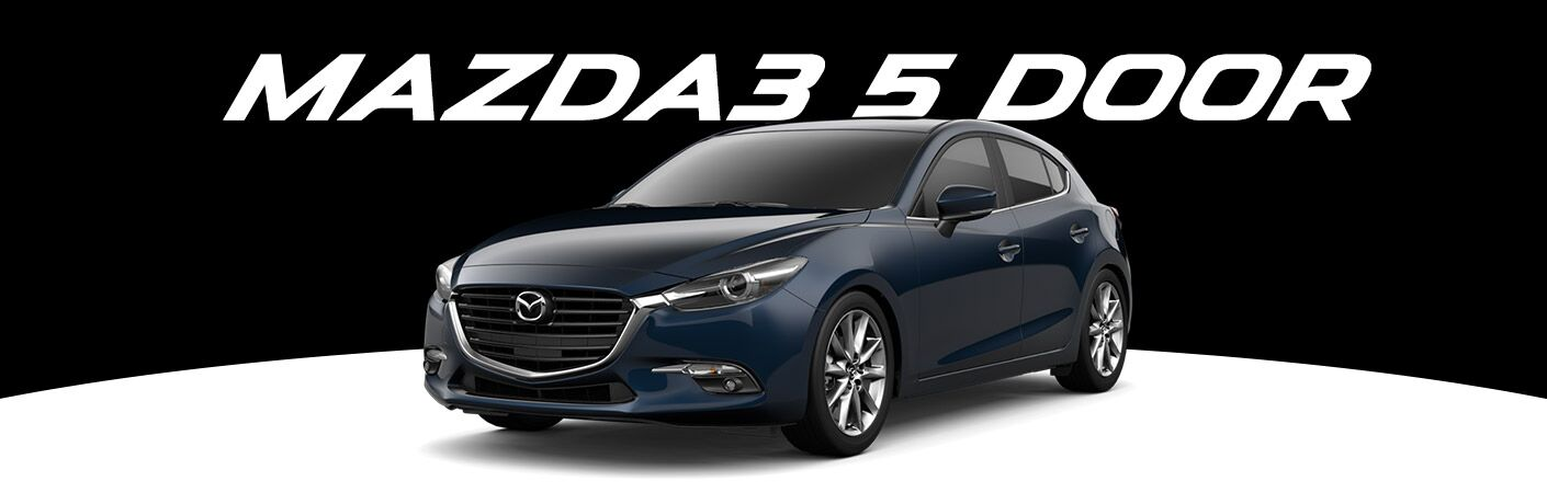 New Mazda Mazda3 5-Door Harlingen, TX