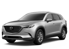 New Mazda CX-9 at Birmingham