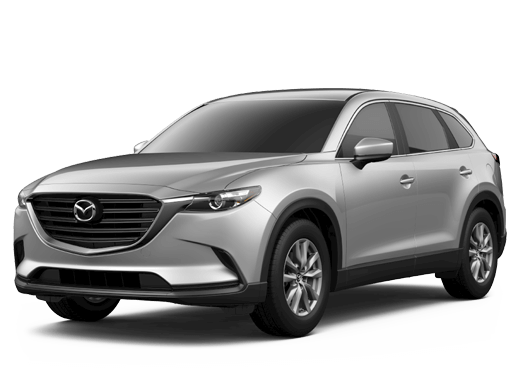 New Mazda CX-9 at Hickory