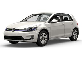 New Volkswagen e-Golf at Longview