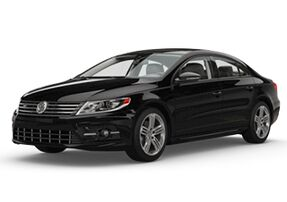 New Volkswagen CC at Austin