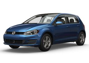 New Volkswagen Golf at Longview