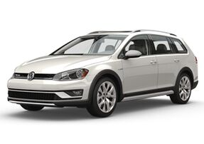 New Volkswagen Golf Alltrack at Longview