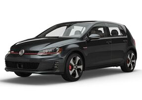 New Volkswagen Golf GTI at Longview