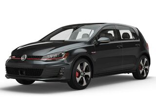 New Volkswagen Golf GTI near Longview