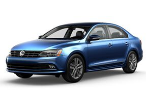 New Volkswagen Jetta at Austin