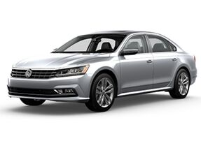 New Volkswagen Passat at Austin