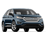 New Ford Edge at Penticton