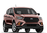 New Ford Escape at Penticton
