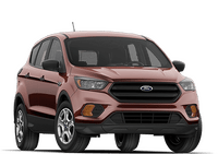 New Ford Escape at Fallon