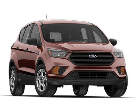 New Ford Escape in Paris